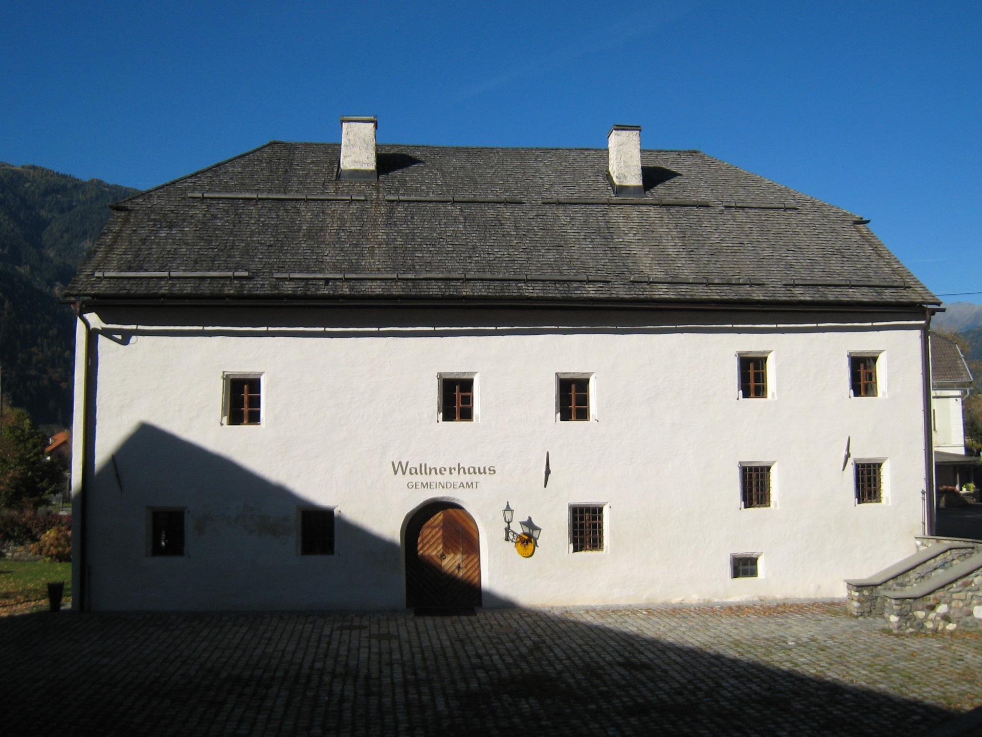 Foto vom Wallnerhaus